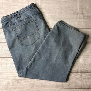 Tommy Bahama Mens Sz 44 Light Blue Short Jeans